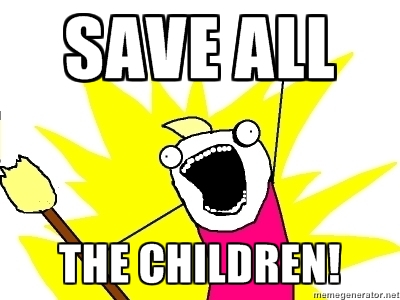 Save all the children