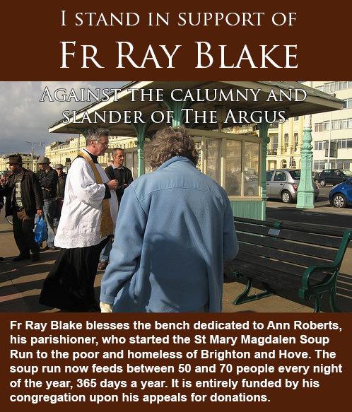 fr ray blake