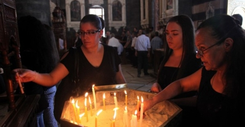 Syrian Christian women facing persecution