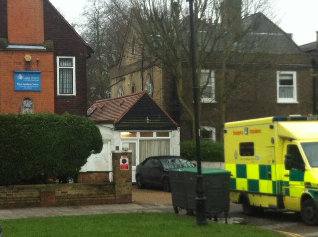 Abortion Ambulance 5 EMS 09 03 2013