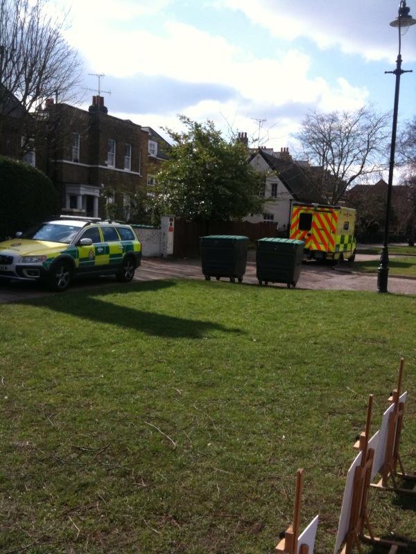 Abortion Ambulance 6 EMS 14 03 2013