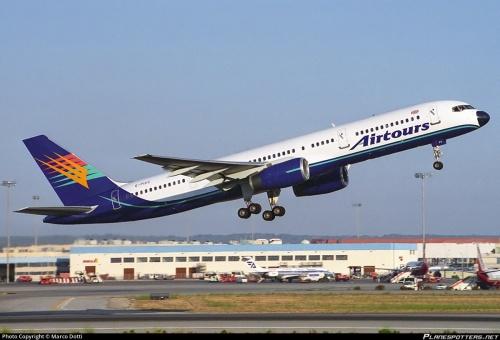 airtours 757